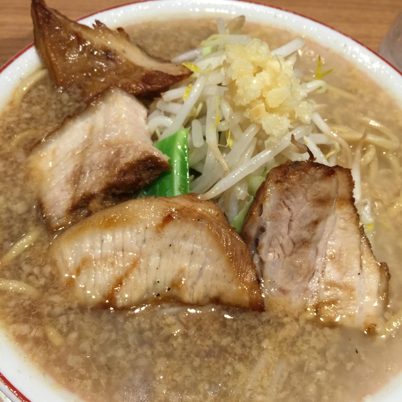品川 麺達 せたが屋「魚朗ラーメン」!!
