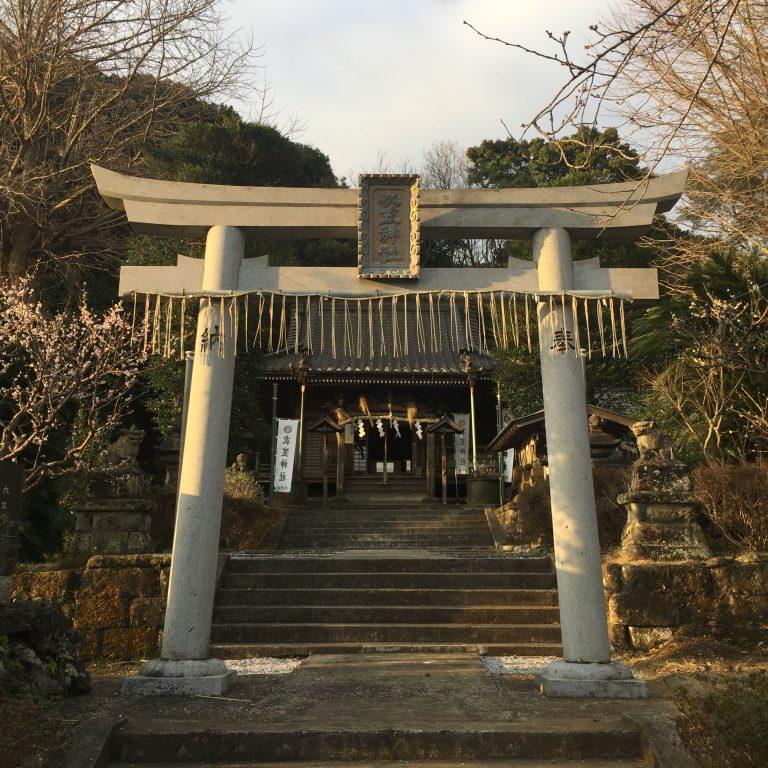 【衣笠神社】がある桜の名所【衣笠山公園】で朝焼けに染まってきました♪