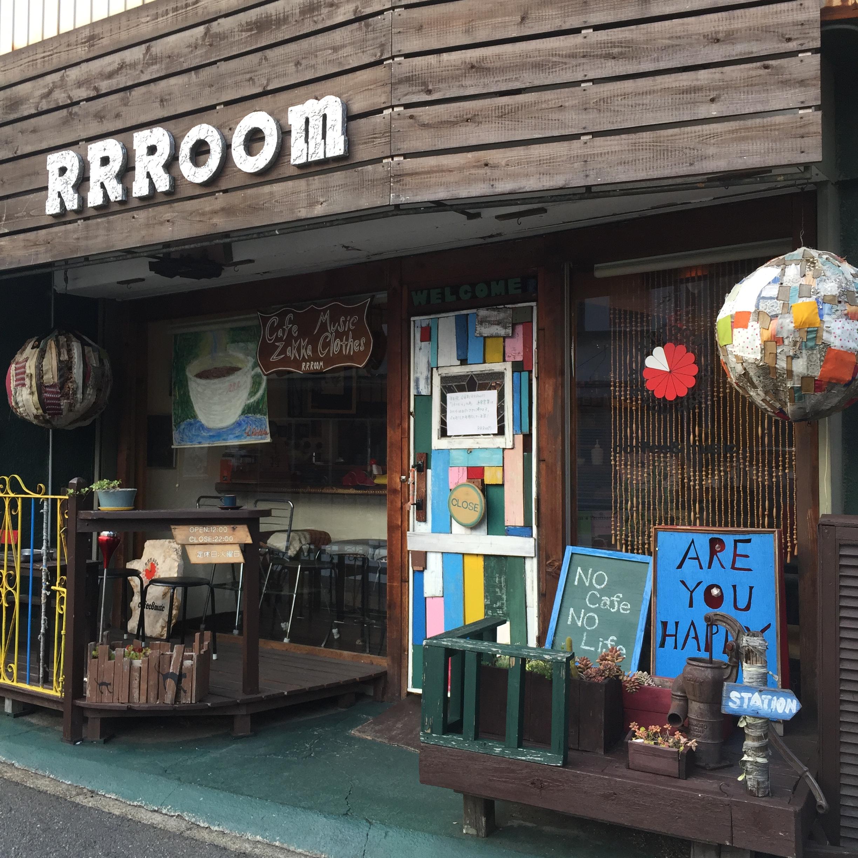 看板猫がいる横須賀のカフェ『RRROOM』は中央図書館の近く!