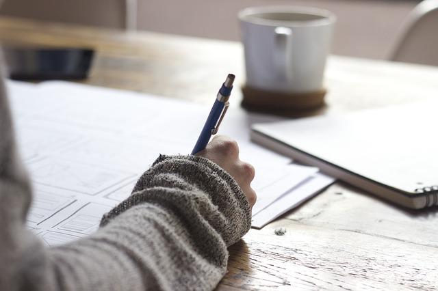 脳力UP!書写をして鍛える集中力と文章力!