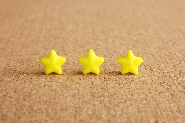 【ラッキーモチーフ】希望と自信をもたらす『星』モチーフ!その歴史は紀元前から!