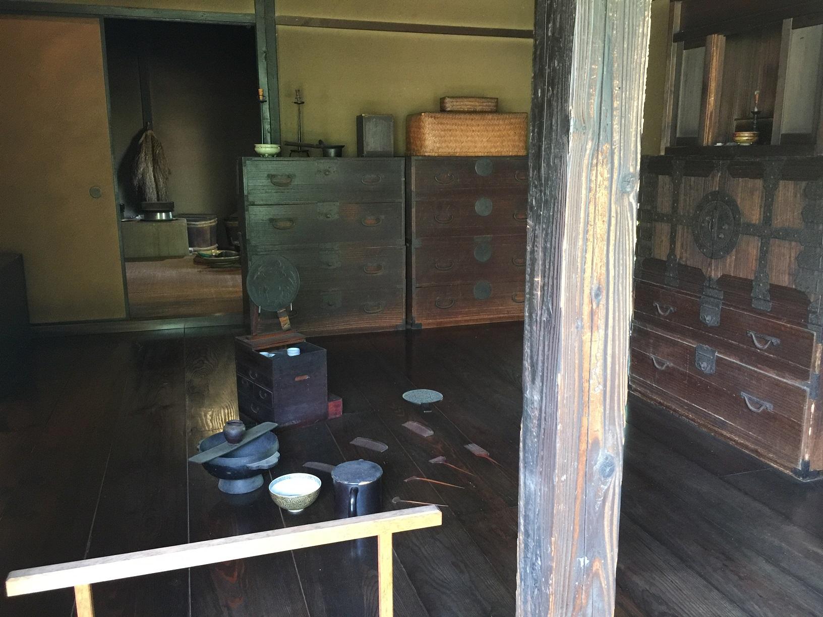 【千葉県佐倉市観光】茅葺き屋根の『武家屋敷』で佐倉藩士の生活に思いをはせる…