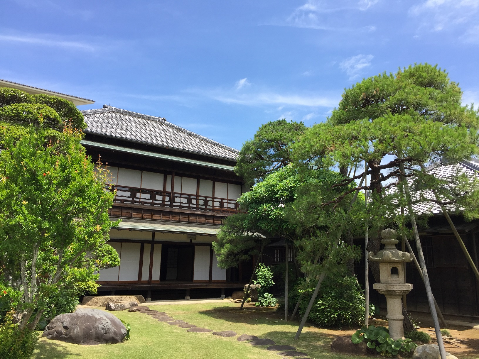 【千葉県佐倉市観光】『旧堀田邸』はドラマやCM、特撮の舞台としても有名な名所!