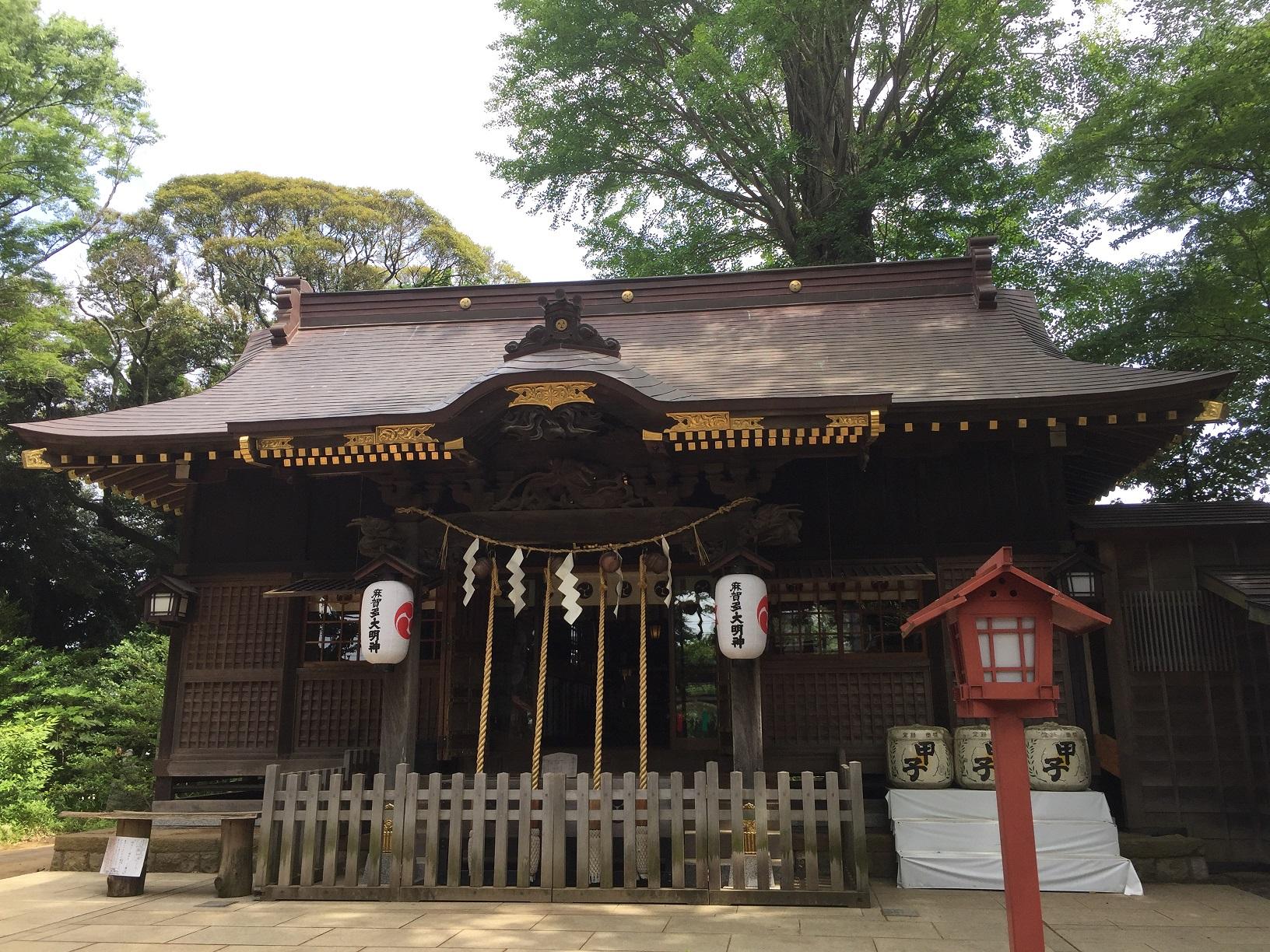 佐倉藩鎮守『麻賀多神社』は城下町の神社♪佐倉市の史跡と合わせて巡りたい!