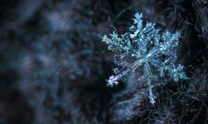 ラッキーモチーフ】『雪の結晶』『雪輪』のスピリチュアルな意味