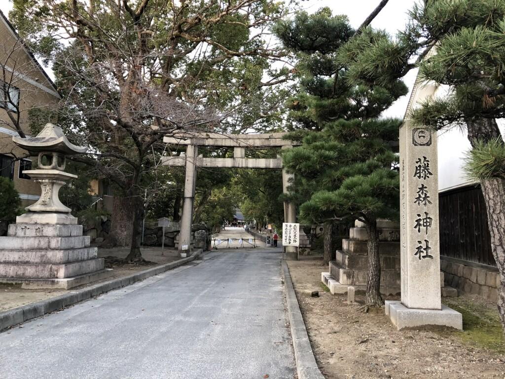 【藤森神社】勝運・学問向上・馬の神社『藤森神社』!鶴丸国永(写し)の御朱印も頂いてきました♪