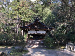 加茂山口神社